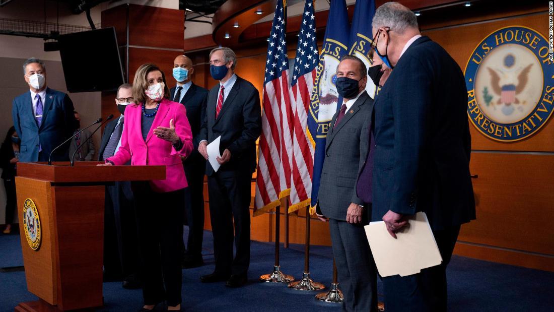 Anxious Democrats float Plan B: Raise debt ceiling on party-line vote