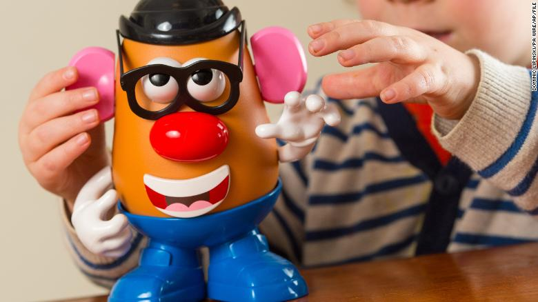 Why Republicans think Dr. Seuss and Mr. Potato Head can save them
