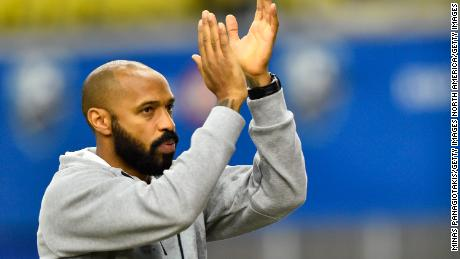 Thierry Henry leaves CF Montreal after one season in charge.