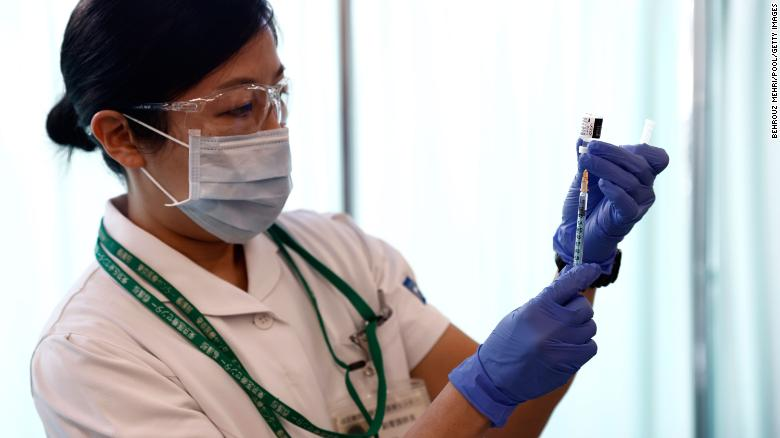 Why Japan took so long to start Covid-19 vaccinations, even with the Olympics looming