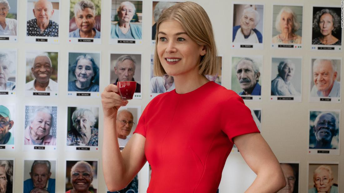 "Rosamund Pike in ""I Care a Lot"" and six more recommendations if you love an antiheroine"