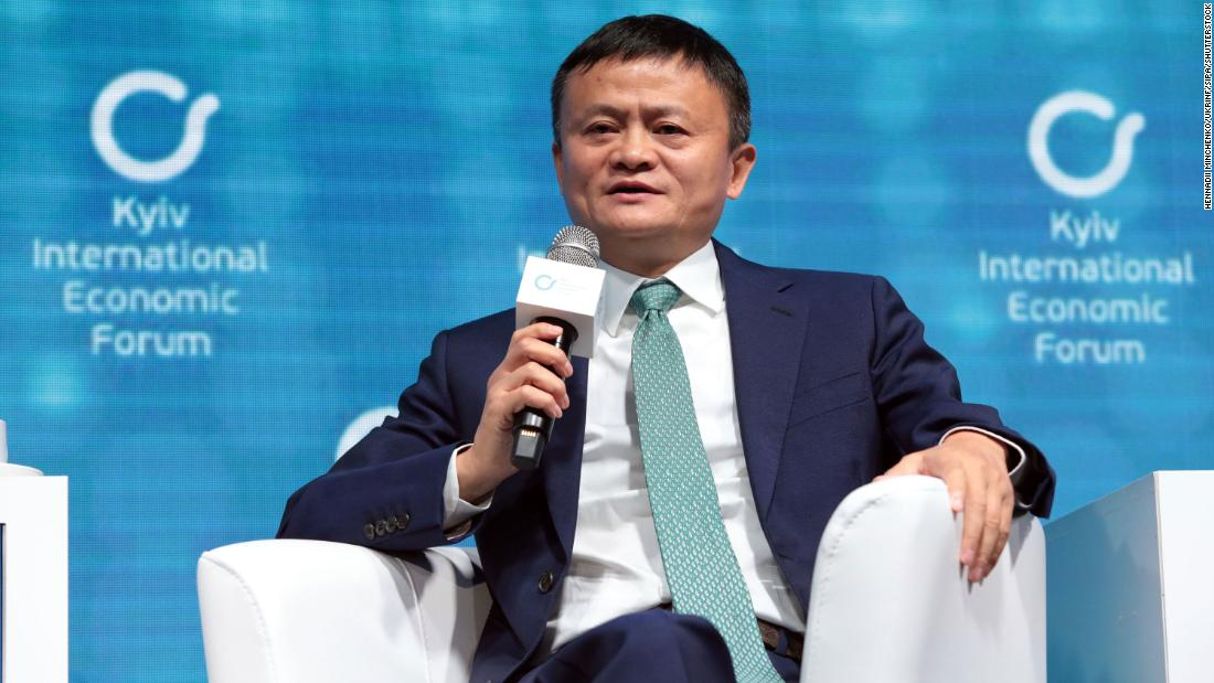 Alibaba commended by Xi Jinping
