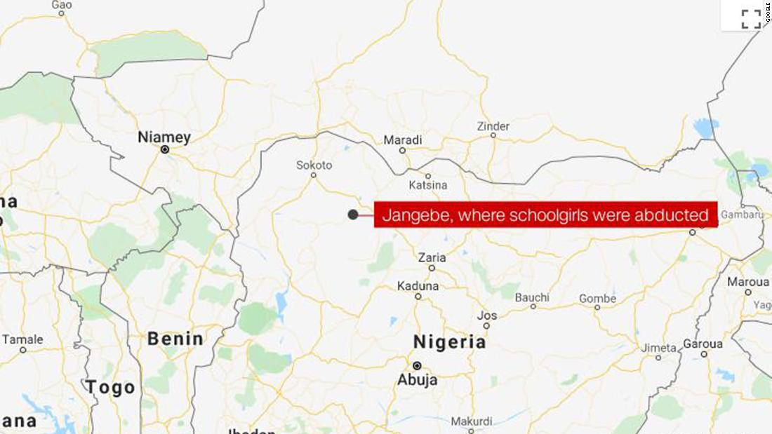 Hundreds of schoolgirls abducted in Nigeria government official says – CNN