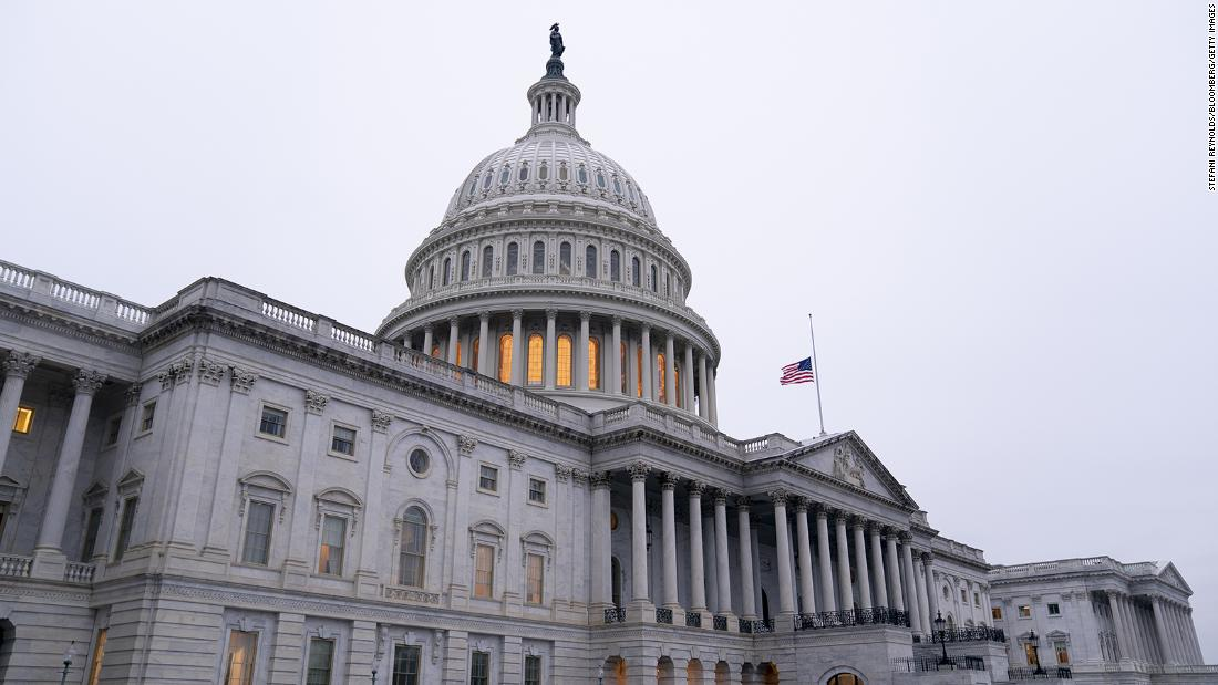 US Capitol security review set to call for adding more than 1,000 police officers and retractable fencing