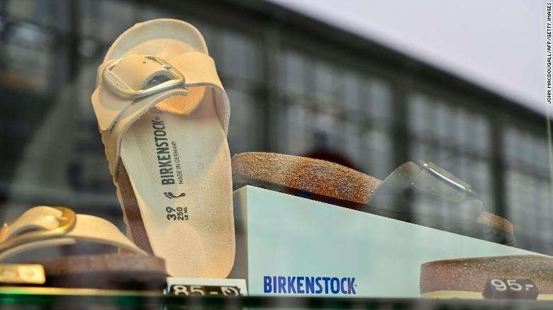 Birkenstock sold to group backed by Europe's richest man