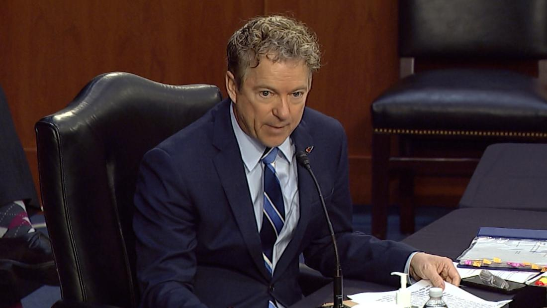 Fact-checking Rand Paul's comparisons of genital mutilation and gender confirmation surgery