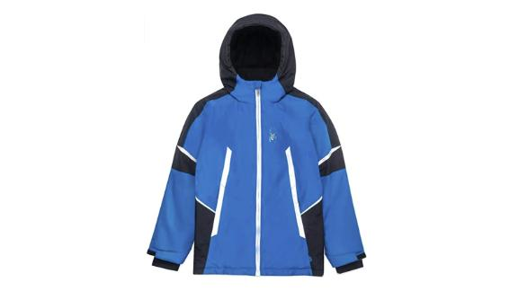 Spyder Boys City to Slope Full Zip Hooded Jacket