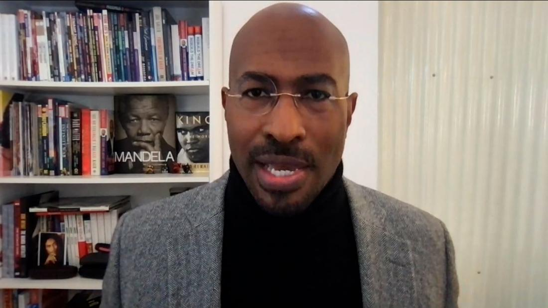 Van Jones: This is a make or break issue for Democrats