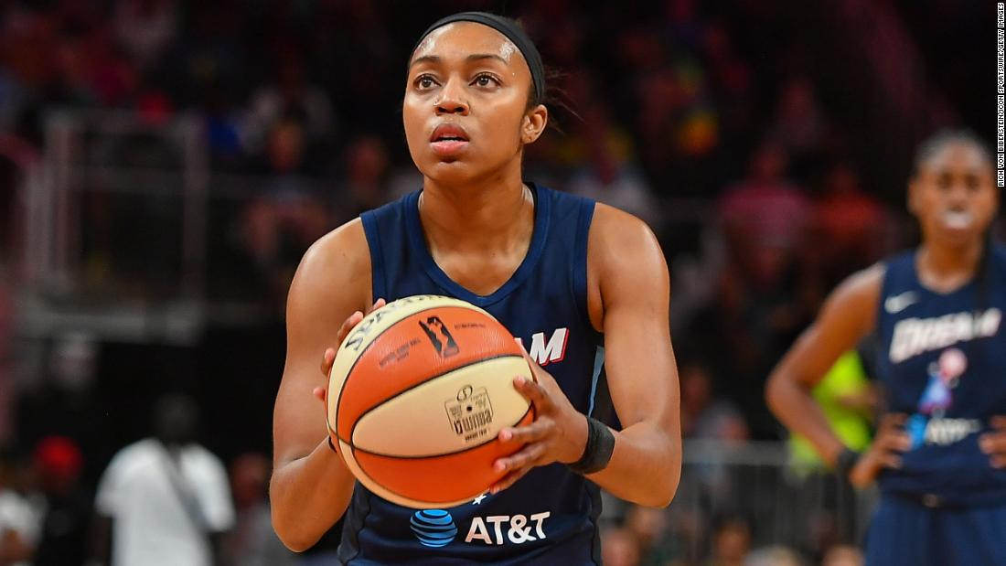 WNBA team Atlanta Dream sold to new owners -- including a former player