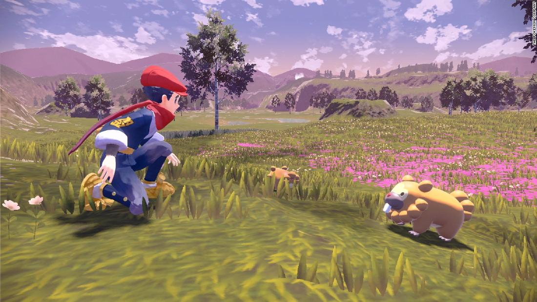 See the new Pokémon games coming soon - CNN