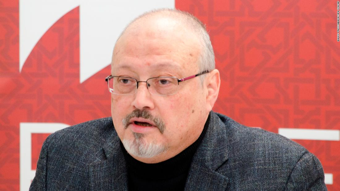 Three names mysteriously removed from Khashoggi intelligence report