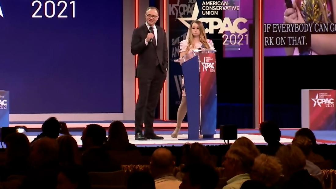 See what happened when CPAC organizers asked crowd to wear masks