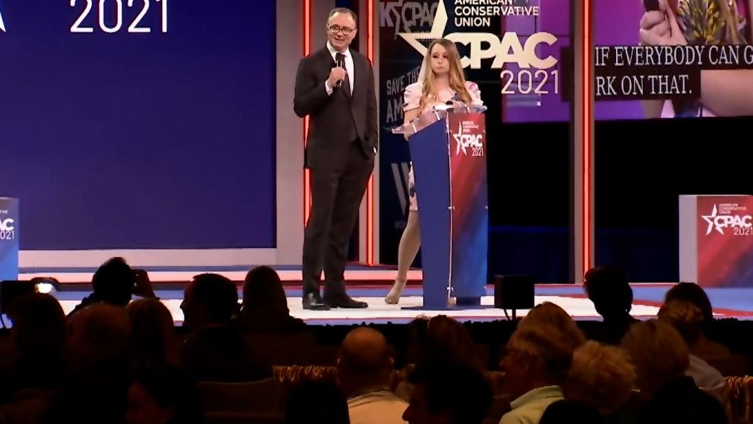 See what happened when CPAC organizers asked crowd to wear masks - CNN Video