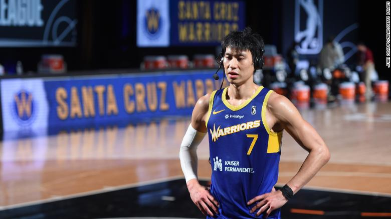 NBA veteran Jeremy Lin says he's been called 'coronavirus' on the court