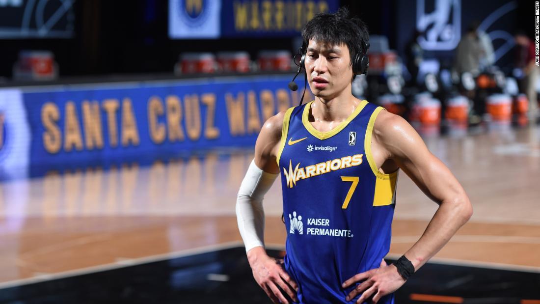 NBA veteran Jeremy Lin says he's been called 'coronavirus' on the court - CNN