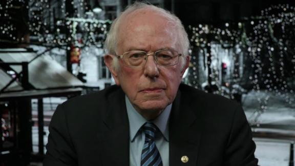 Sen. Bernie Sanders AC360 intv 02262021