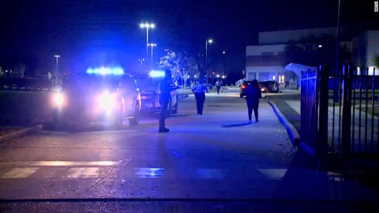 New Orleans officer killed while intervening in an altercation at a high school basketball game