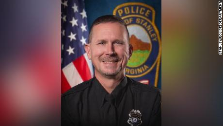 "Officer Dominic ""Nick"" Winum had been with the Town of Stanley Police Department since 2016."