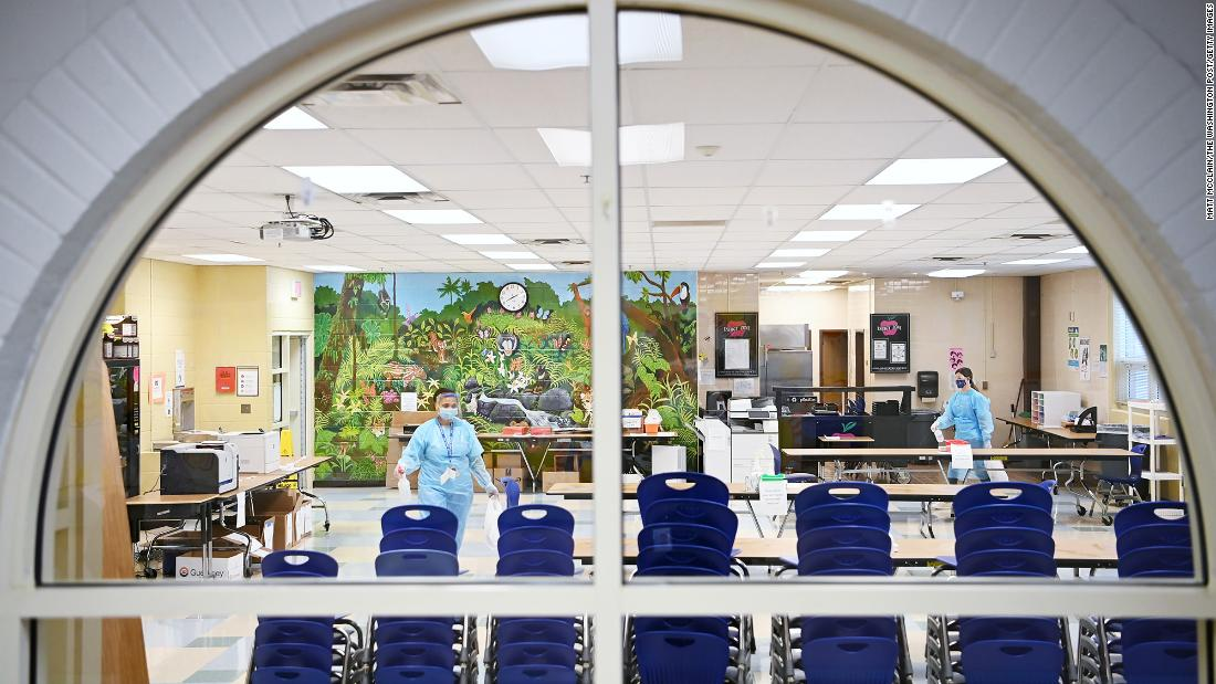 As one Virginia school district prepares to reopen, educators and families balance Covid precautions and normal instruction