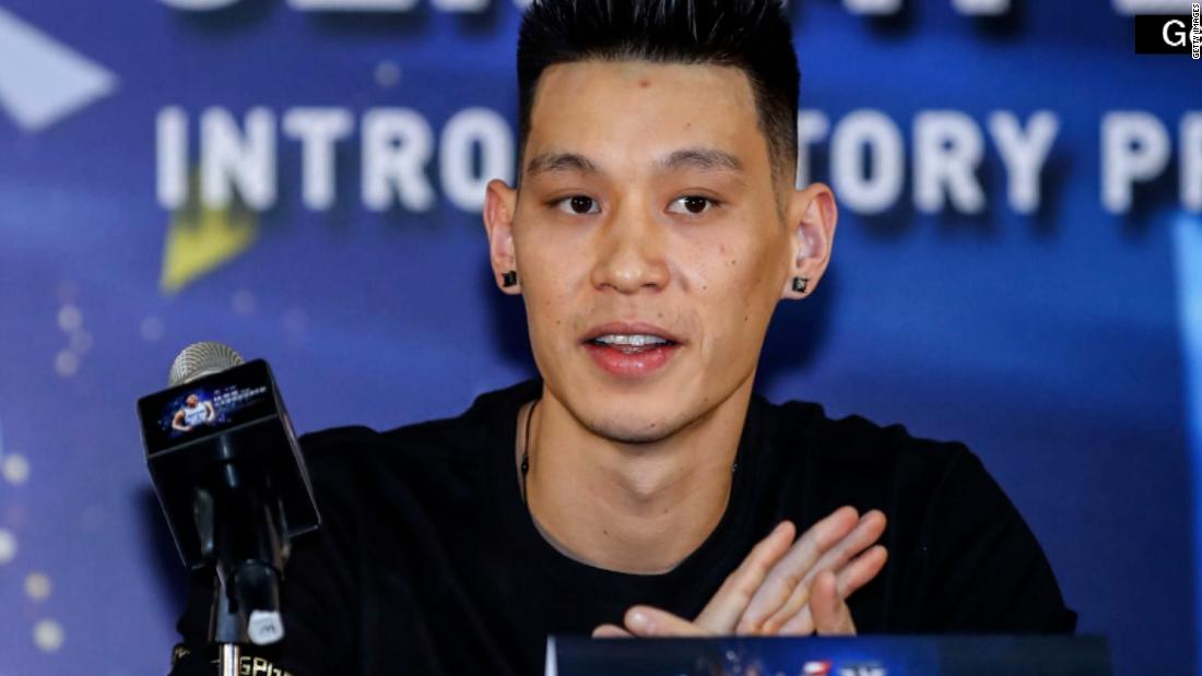 Ex-NBA star Jeremy Lin says he's been called 'coronavirus' on the court
