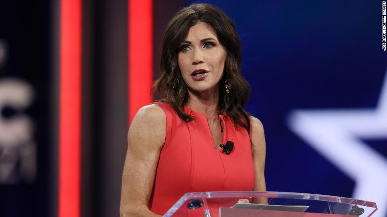 2024 came early for Kristi Noem. And not in a good way.