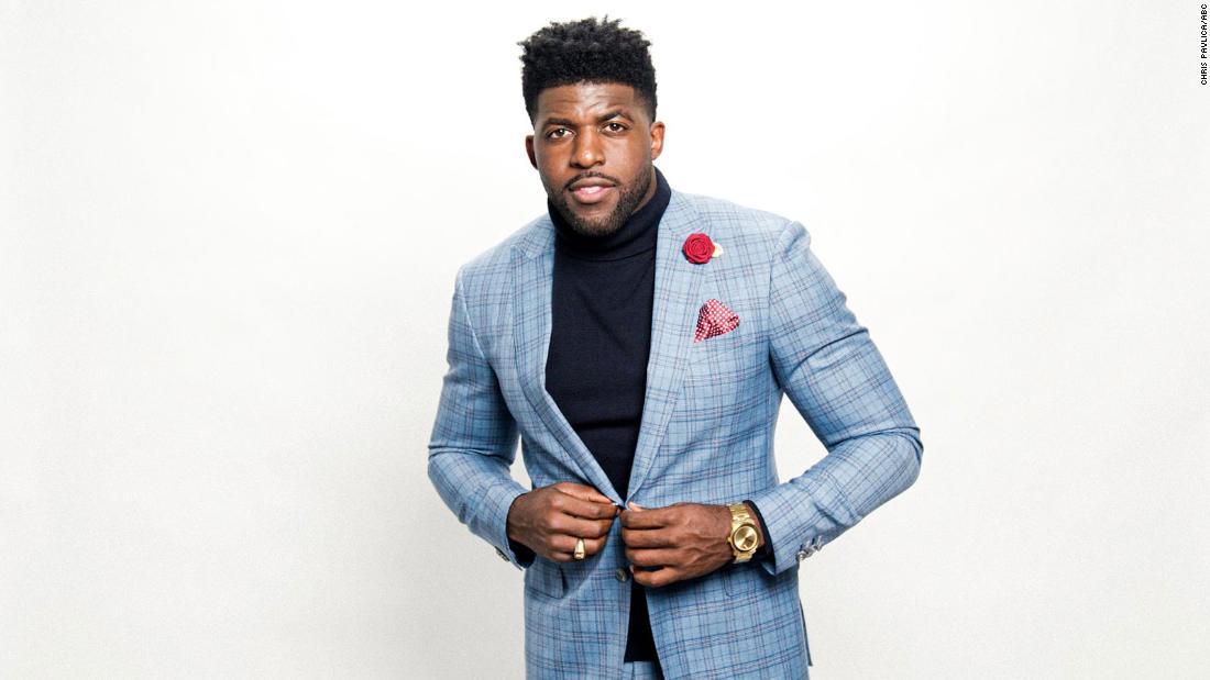 Emmanuel Acho will host 'The Bachelor: After the Final Rose Special,' replacing Chris Harrison - CNN