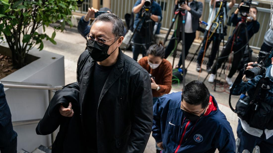 47 Hong Kong opposition figures charged under national security law