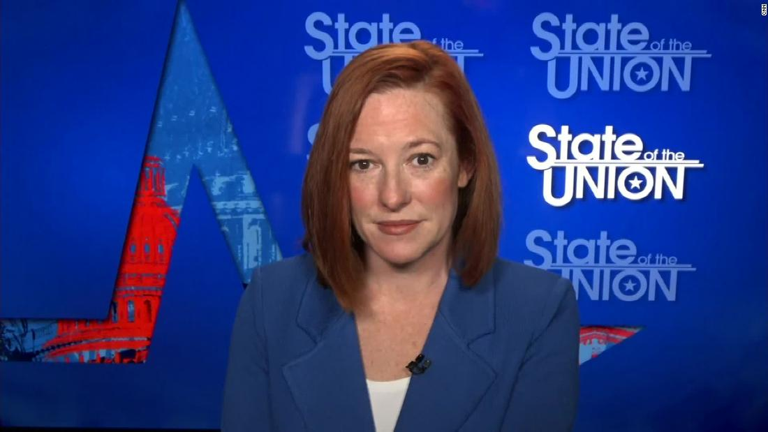 Bash to Psaki: Why hasn't Saudi Arabia been held accountable for murder of Khashoggi?