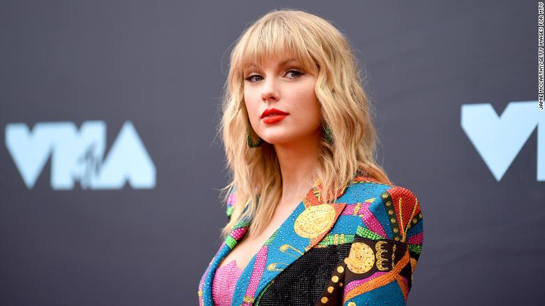 Taylor Swift won't reschedule postponed 'Lover Fest' shows