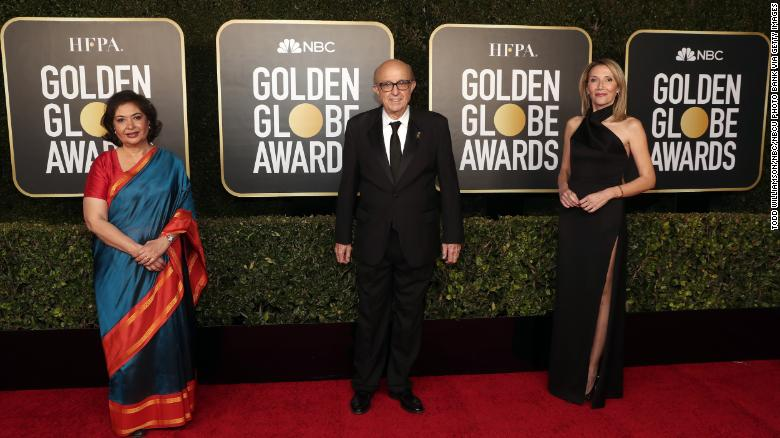 HFPA addresses controversy at Golden Globes: 'We look forward to a more inclusive future'
