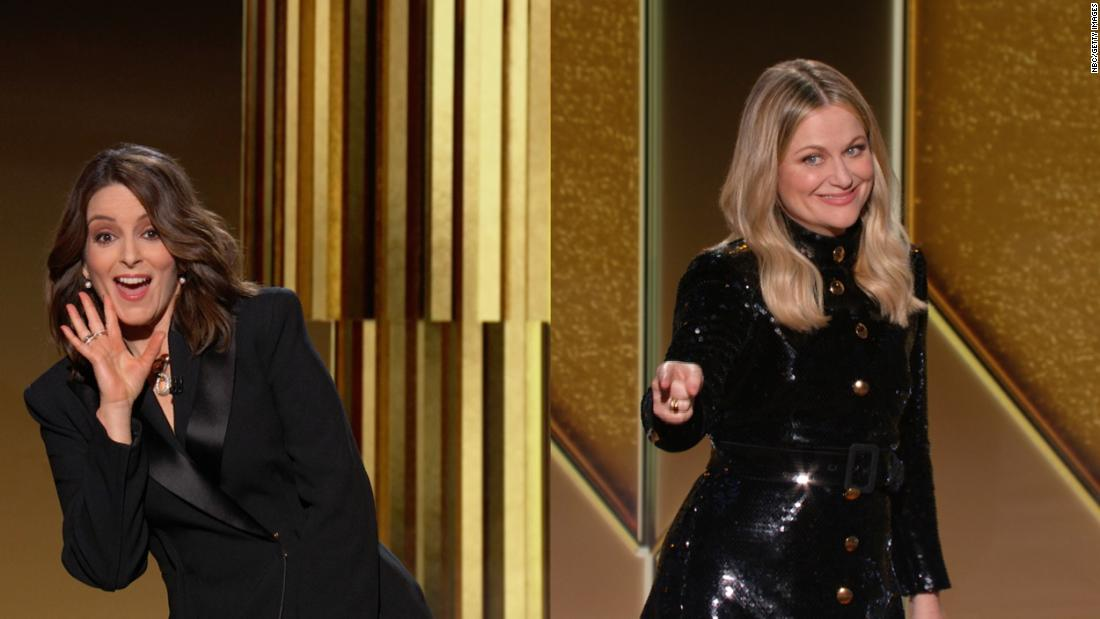 Watch highlights from the 2021 Golden Globes