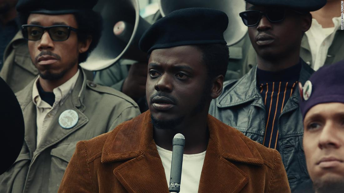 "<strong>Best supporting actor:</strong> Daniel Kaluuya, ""Judas and the Black Messiah"""