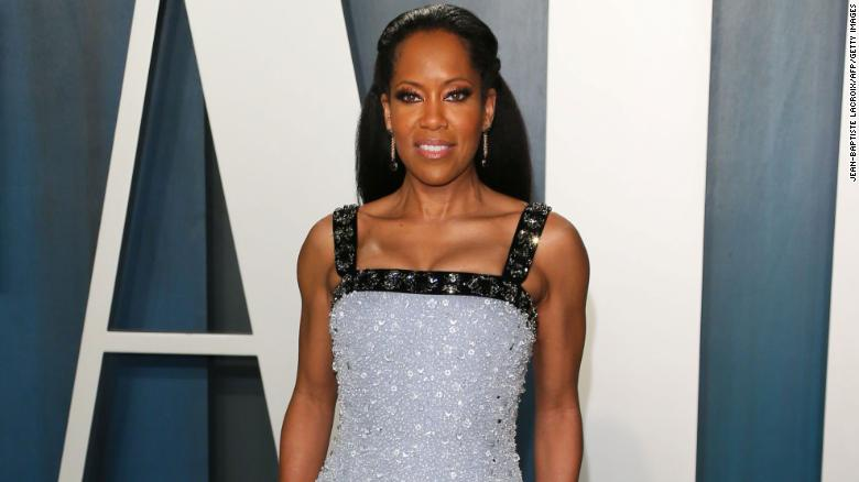 The real winner of the Golden Globes was Regina King's dog Cornbread