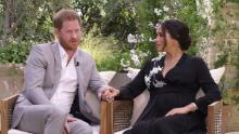 Prince Harry compares 'unbelievably tough' royal split to Diana's experience in Oprah interview