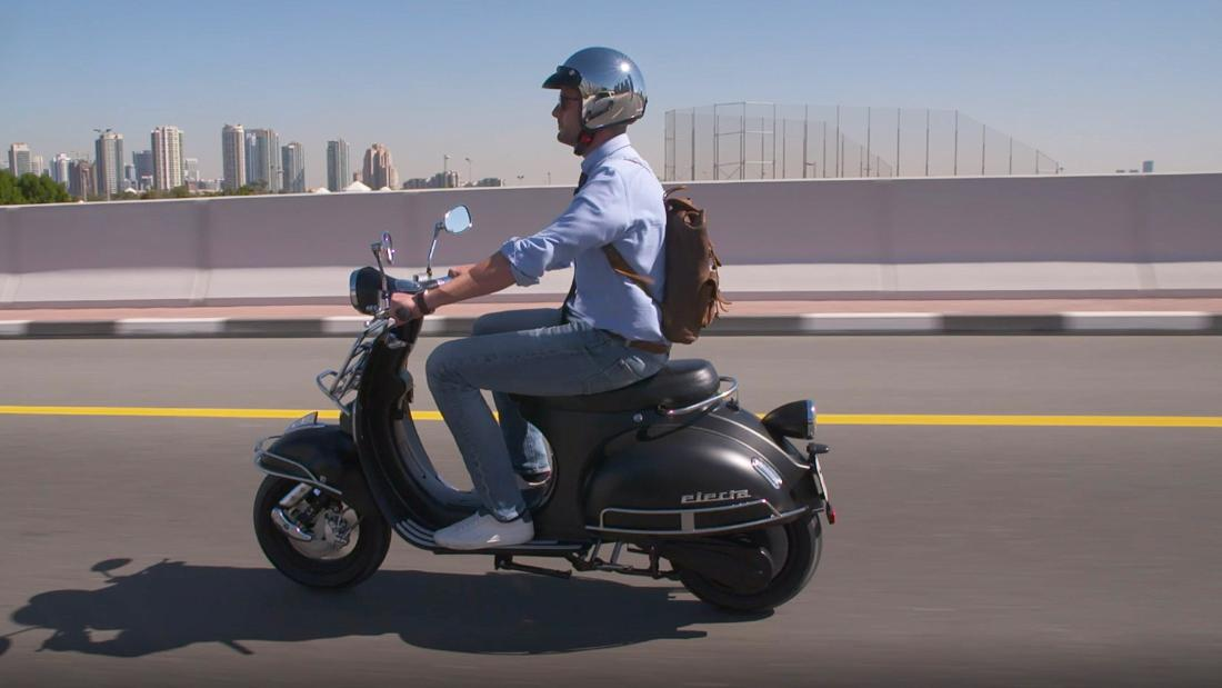 This company wants our motorcycles to be electric