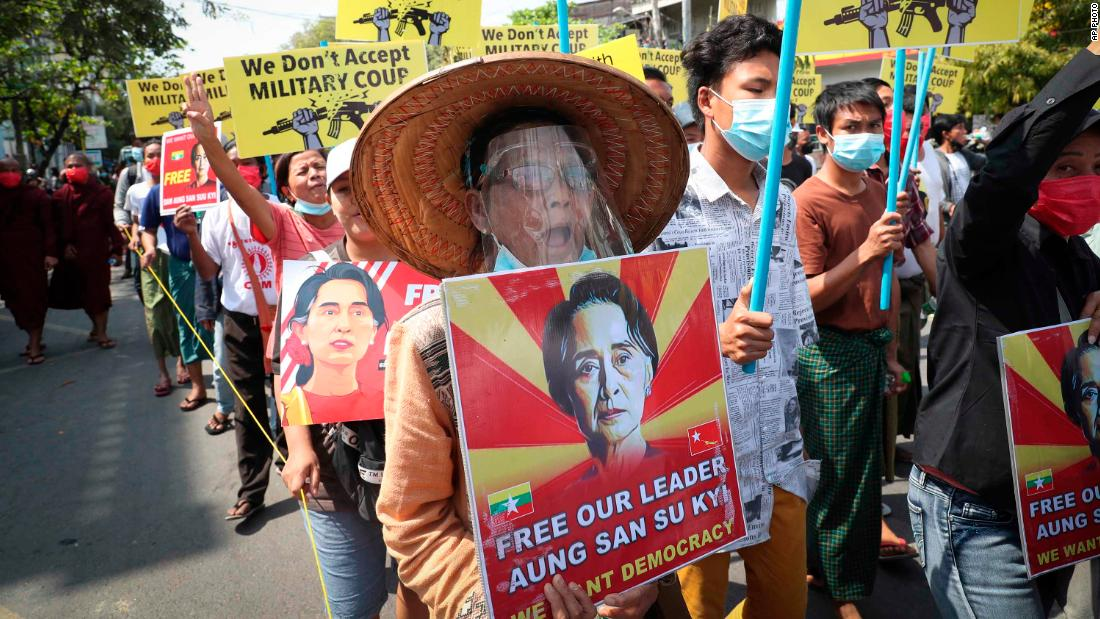 Aung San Suu Kyi faces a third charge following the deadliest military violence yet