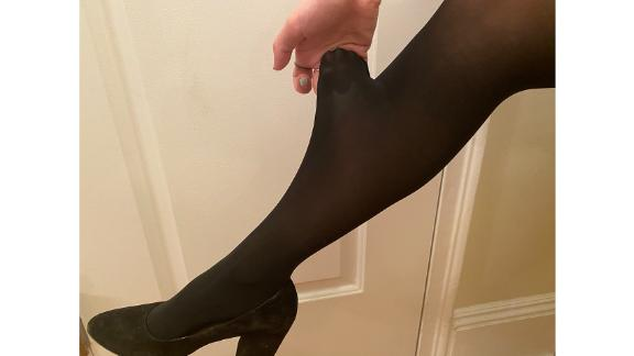 Testing the Sheertex tights