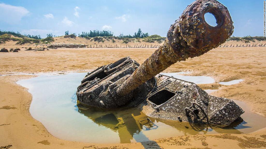 Tanks, propaganda and tourists: Welcome to Kinmen County, 'Taiwan's DMZ'