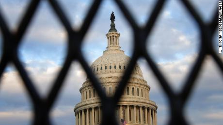 Feds on high alert Thursday after warnings about potential threats to US Capitol