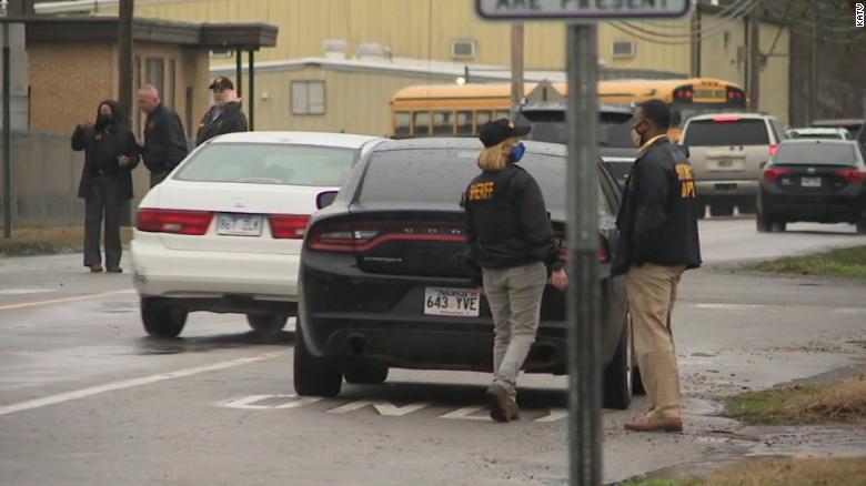 One student hurt in school shooting in Pine Bluff, Arkansas