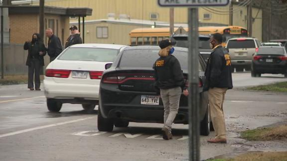 Image for School shooting in Pine Bluff, Arkansas, leaves 15-year-old in serious condition, police say