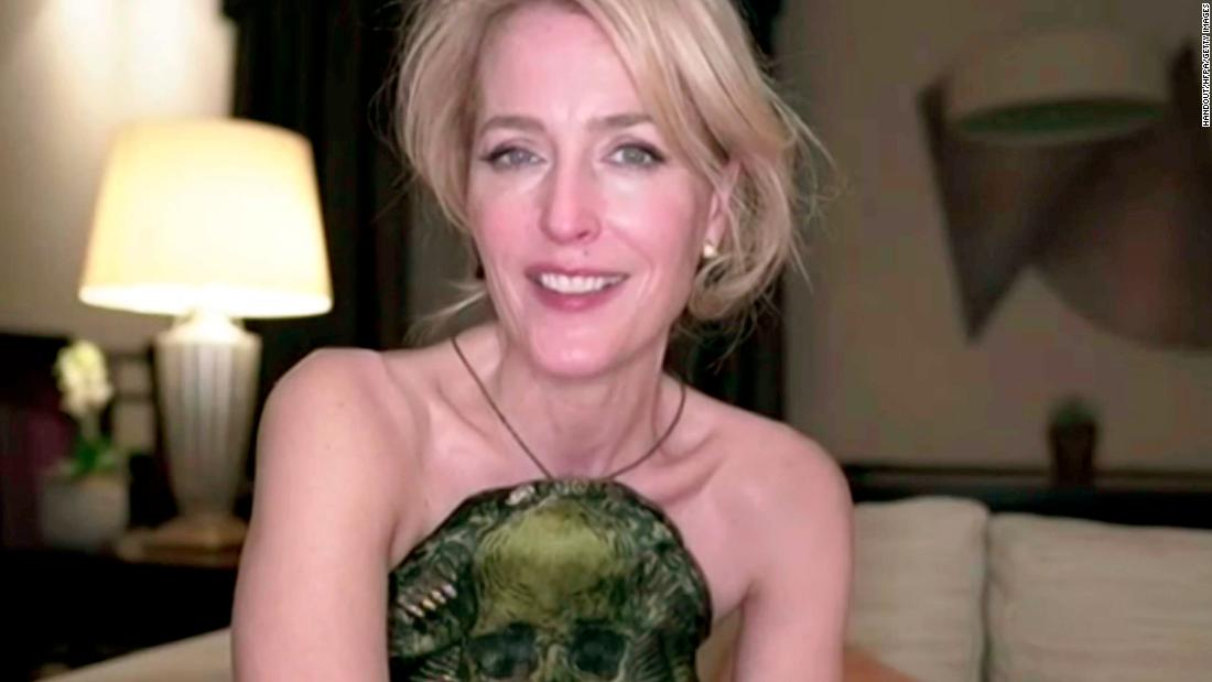 Gillian Anderson's American accent sent shockwaves through Twitter