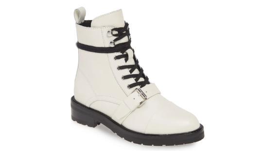 AllSaints Donita Combat Boot