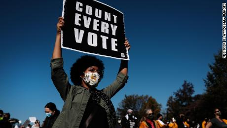 Conservative Supreme Court majority gets another crack at the Voting Rights Act