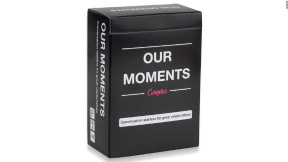 Our Moments Couples Game