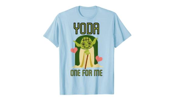 'Star Wars' 'Yoda One for Me' Graphic T-Shirt