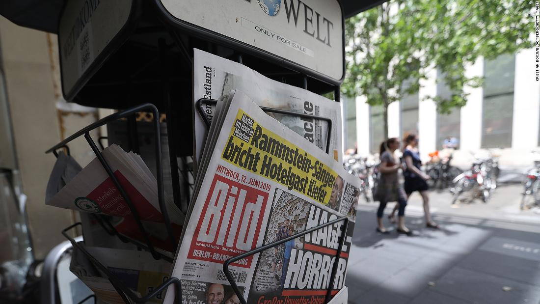 Top European media outlet refuses to join Facebook News