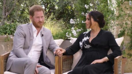 CBS releases teaser for Harry and Meghan's Oprah Interview