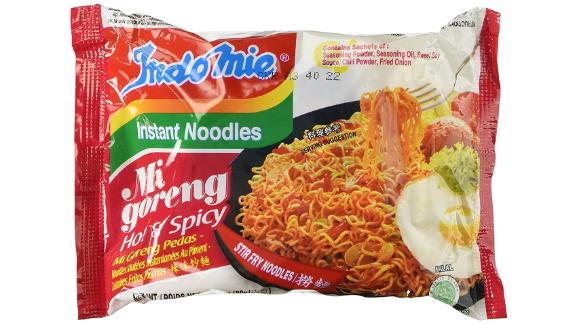 Mi Goreng 'Hot and Spicy' Roasted Noodles, 10-Pack