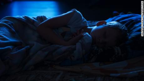 Children slept over an hour more with mindfulness training, study finds